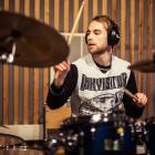 Studio Diary: Recording Drums