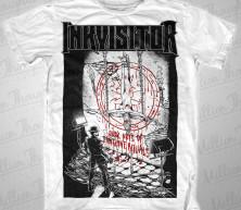 Inkvisitor White T-shirt
